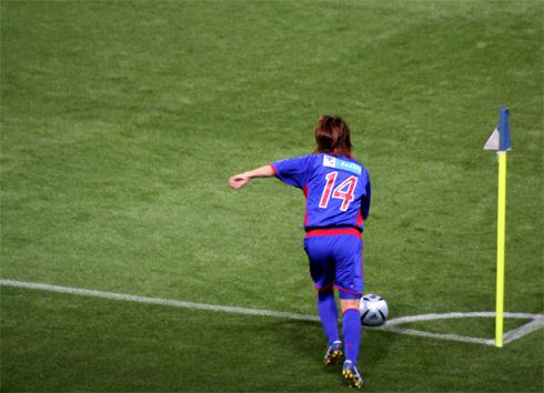 FC TOKYO Baba