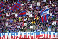 DIA DO BRASIL FC東京ゴール裏