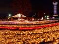 木曽三川公園 冬の光物語