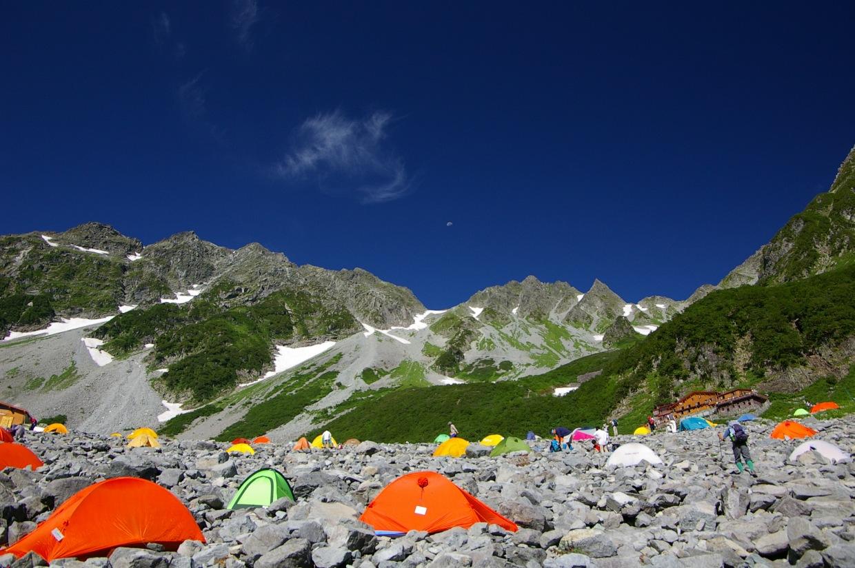 NAVER まとめ登山好き必見!今年こそ行きたい絶景のおすすめテント泊