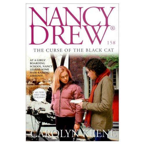 Nancy Drew Curse Of The Black Cat