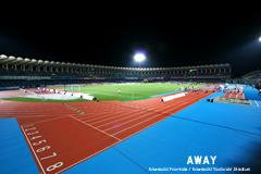 等々力陸上競技場 川崎vsFC東京 多摩川クラシコ