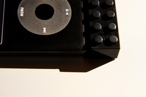iPod用ブロック型スピーカー