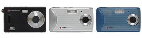 AGFA sensor 505