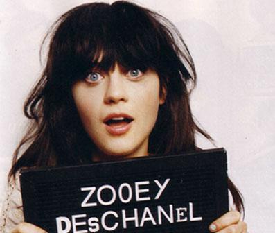 ■ Zooey Deschanel ⇔ ズーイー・デシャネル 2 ■YouTube動画>5本 ->画像>39枚