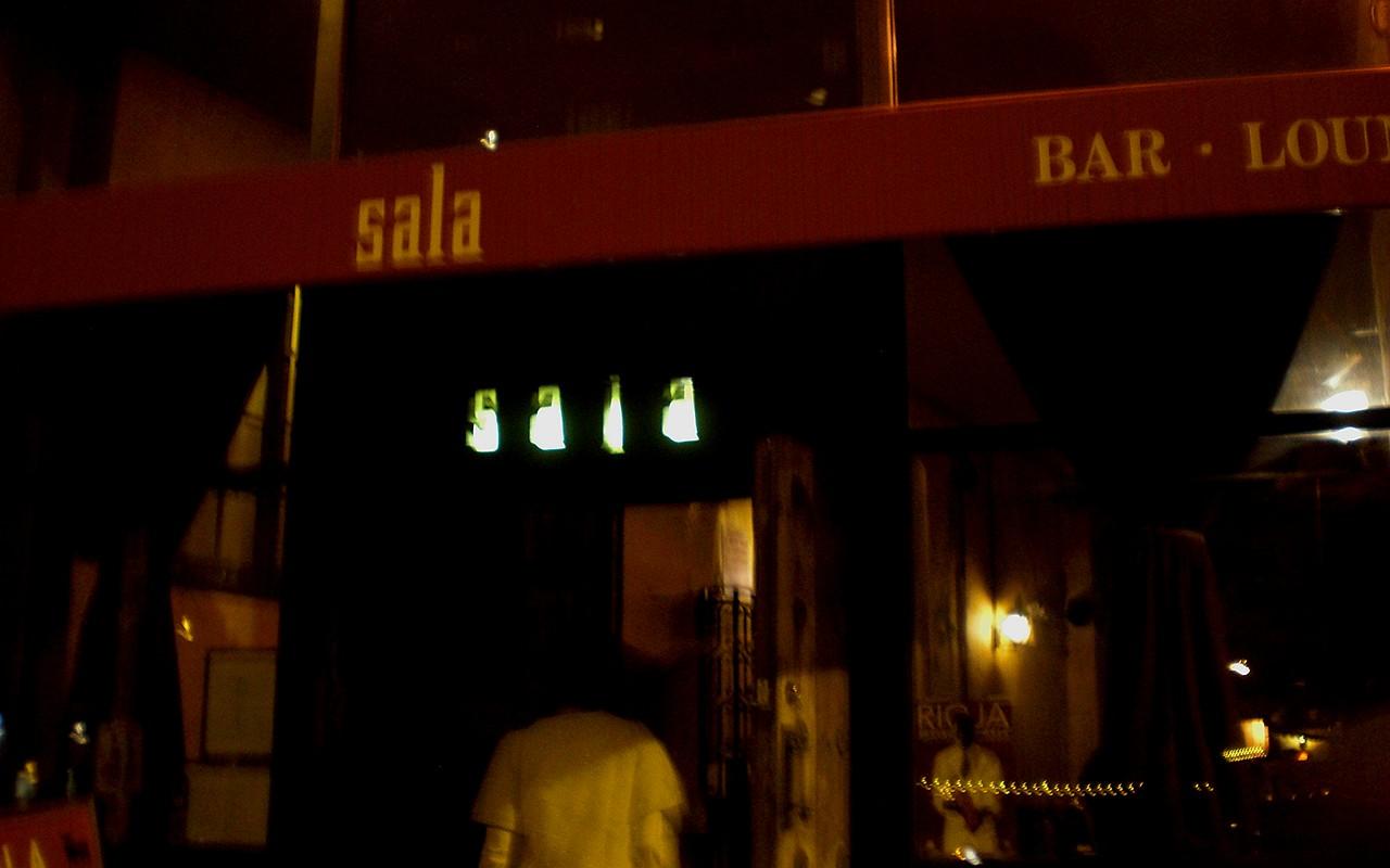 Sala bowery chanmasa new york for Sala new york