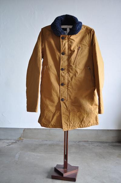 OMNIGOD/オムニゴッド Deck Coat/デッキコート