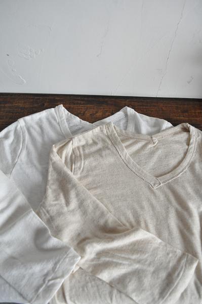TANG V-Neck 7/10 Sleeve