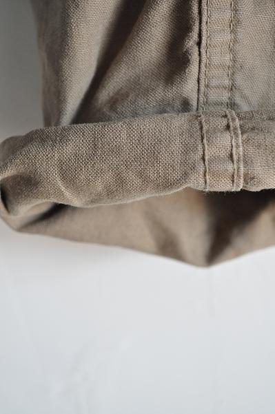OMNIGOD/オムニゴッド 綿麻キャンバスワークイージーパンツ