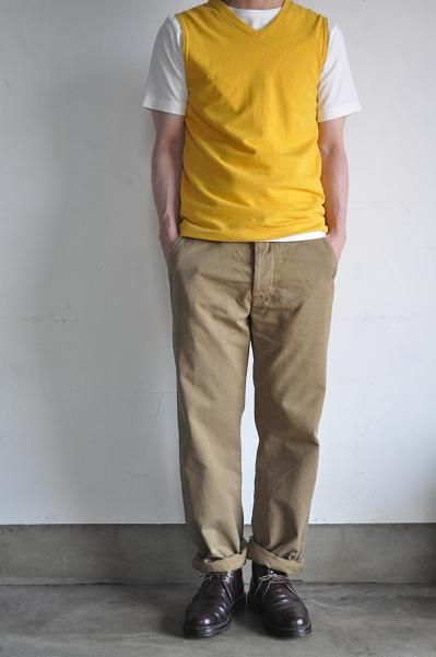 OMNIGOD/オムニゴッド Work Trousers