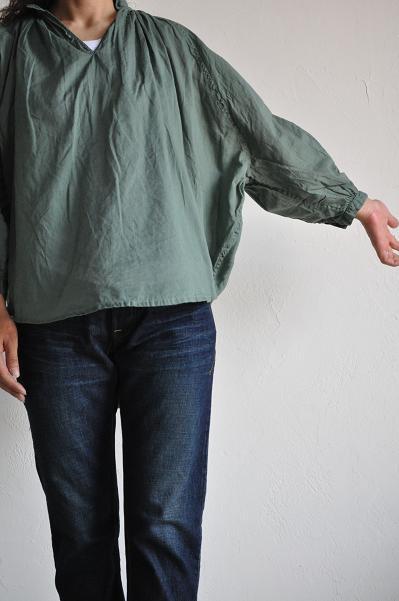 KAPITAL ガーゼアーチシャツ