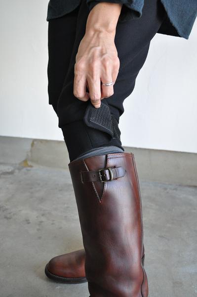 gauche / ゴーシュ ZZ-Wool  パンツ Pants