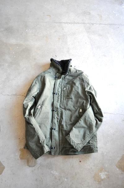 OMNIGOD/オムニゴッド デッキジャケット