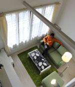 Holiday House GREEN GARDEN  ひるがの高原のプチホテル