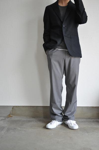 RINEN/リネン 20/1オーガニック Uネック7分袖