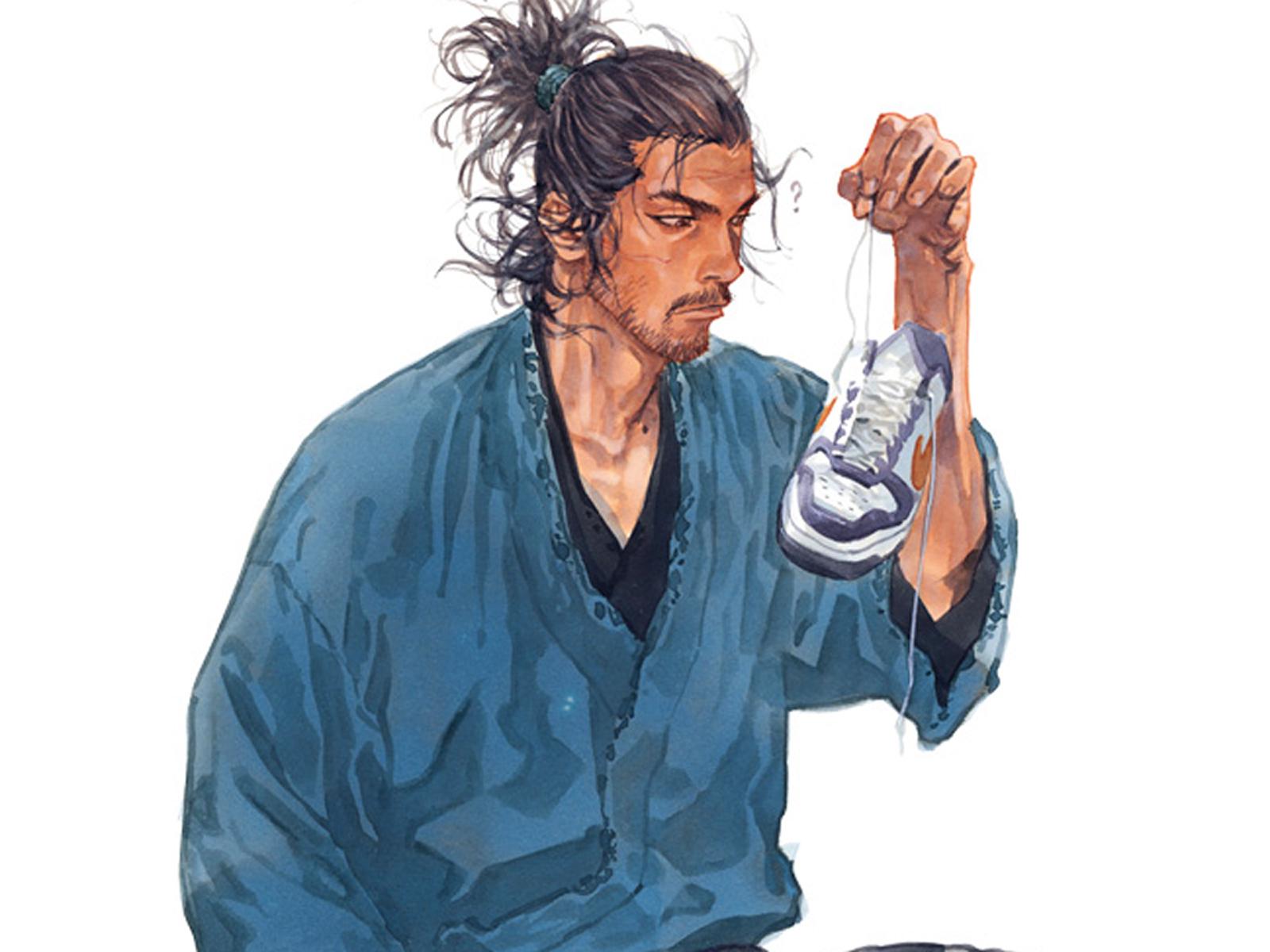 samurai art.