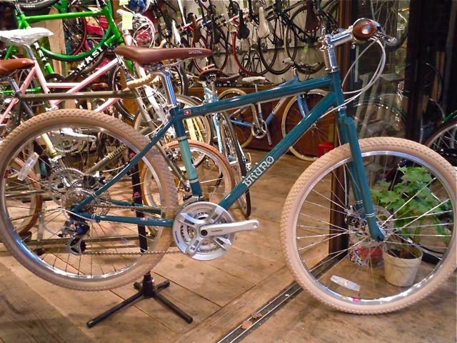 BRUNO MTB TOUR : サイクルショップ ...