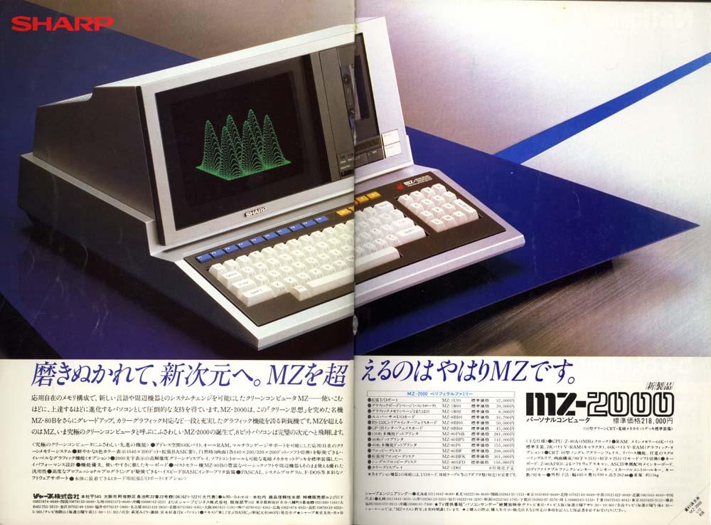 MZ-2000 : Kumaouji Books - く...