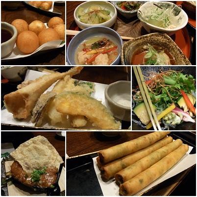 「京町家」で食事会