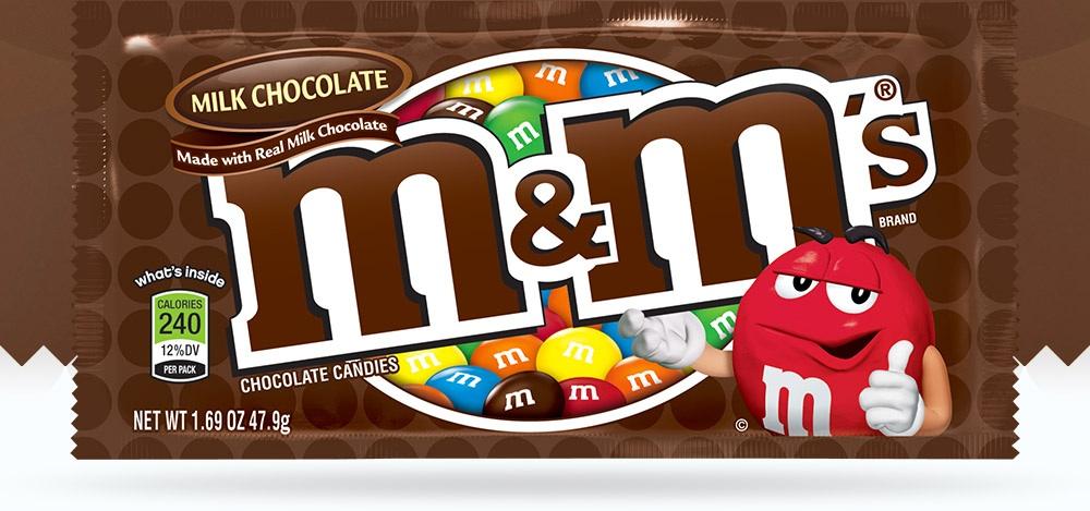 Mnm S Fun Size Calories Milk Chocolate