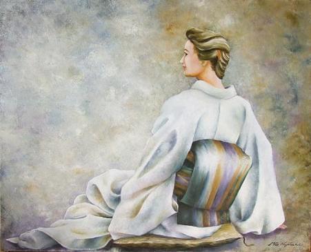 油絵画家、永月水人のArt Life