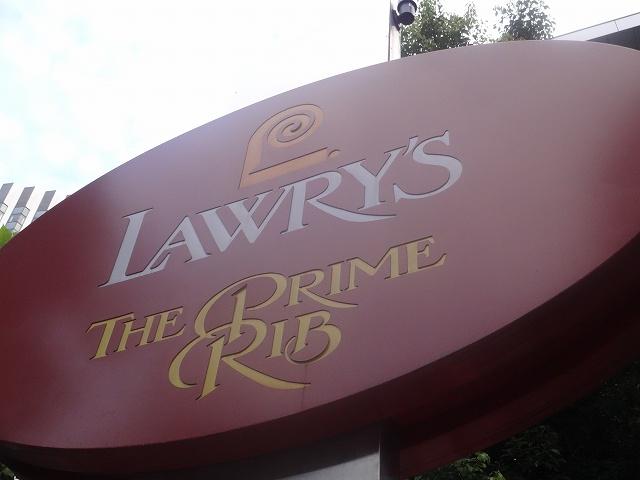 Lawry's The Prime Rib,Tokyo>