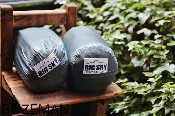Big Sky International Wisp 1P Tent - BOZEMANのブログ