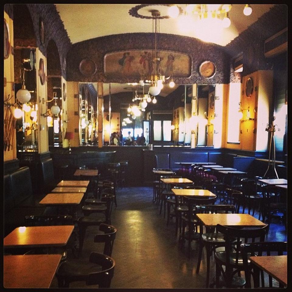Trieste Cafee San Marco
