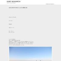 2017/04/18(TUE) 大雨波浪注警報発令中 - SURF RESEARCH