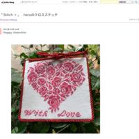 [Bluebird out My Window] - 「Stitch +」 haruのクロスステッチ