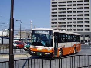 東武バス(金町駅→みさと団地) -