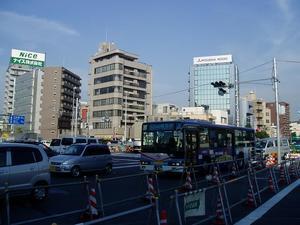 羽田京急バス(羽田空港第二ターミナル→蒲田駅) -