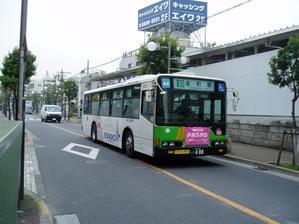 東京都営バス(金町駅←→浅草寿町) -