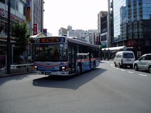 京浜急行バス(蒲田駅→森ヶ崎) -
