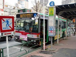 東急バス(五反田駅→川崎駅西口北) -