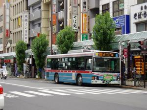 京浜急行バス(蒲田駅←→森ケ崎) -