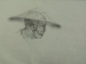 職漁師 - 『ヤマセミの谿から・・・ある谷の記憶と追想』