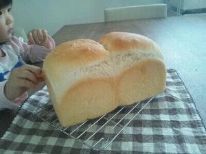 久しぶりの食パン作り♪ - お花*日和