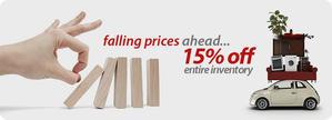 「falling prices  値下がり」 > 英語例文・意味 > アメリカの広告から英語を学ぶ - 英語学習ブログ 英会話講師たちが集めた、英語例文・フレーズ集