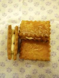 レモンクリームサブレ&フラワーケーキ - pooh+web+