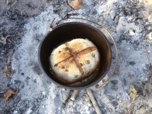 初めてのパン - べんべん亭日常