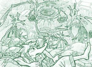 フヂちゃん66:船の中 - ヤマドリ漫画帳