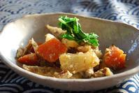 根菜のごまみそ煮 - 料理研究家ブログ行長万里  日本全国 美味しい話
