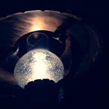 灯り・・・ - 人生六割強