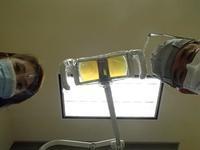 3か月に一度の歯石のクリーニングです - スポック艦長のPhoto Diary