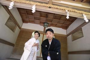 大神神社(三輪明神)での結婚式 - 写真ブログ