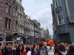 オランダの街がオレンジ染まる日。 - たびたび たびに ~Heute ist die beste Zeit~