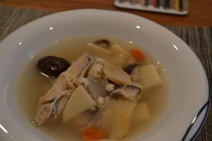 薬膳ふうスープ - ひとしな ^o^ ぶろグ
