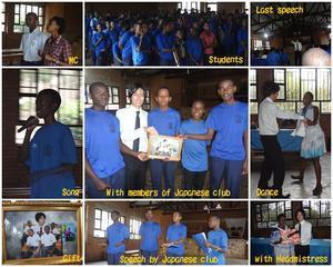 Farewell party - pacca1983 in Rwanda