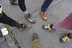 嵩山 0814 - 限界のおしゃべり山登り